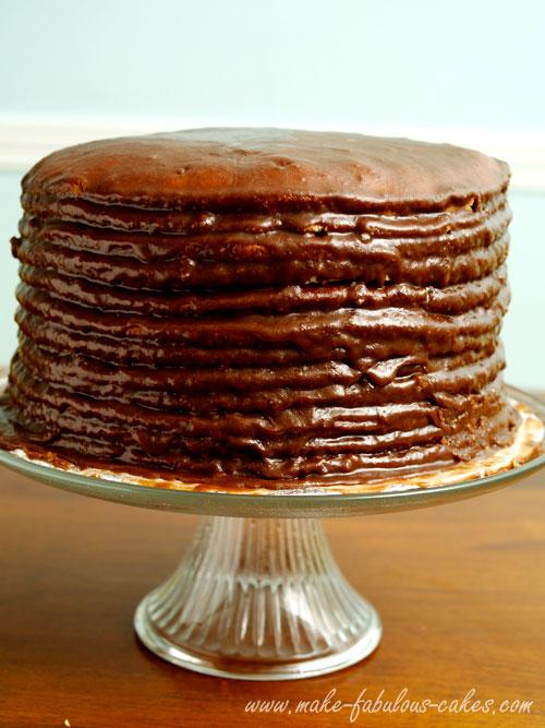 12 layer cake