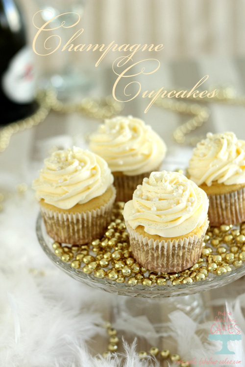 How To Make Sparkly Cupcake Toppers