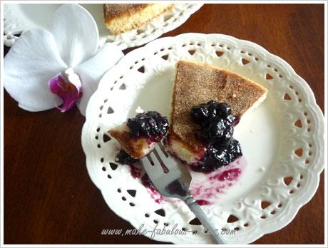 Cinnamon Tea Cake Recipe
