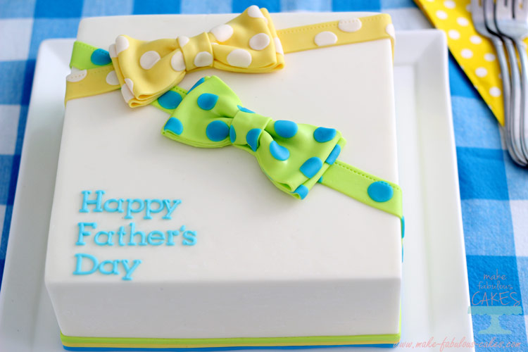 Easy Cake Decorating Ideas For Fathers Day