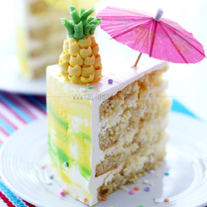 Pineapple Cake Filling