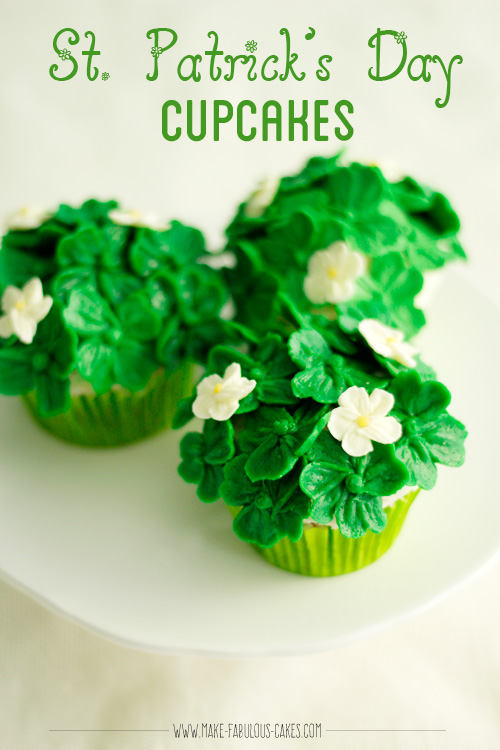 St Patrick S Day Cupcakes