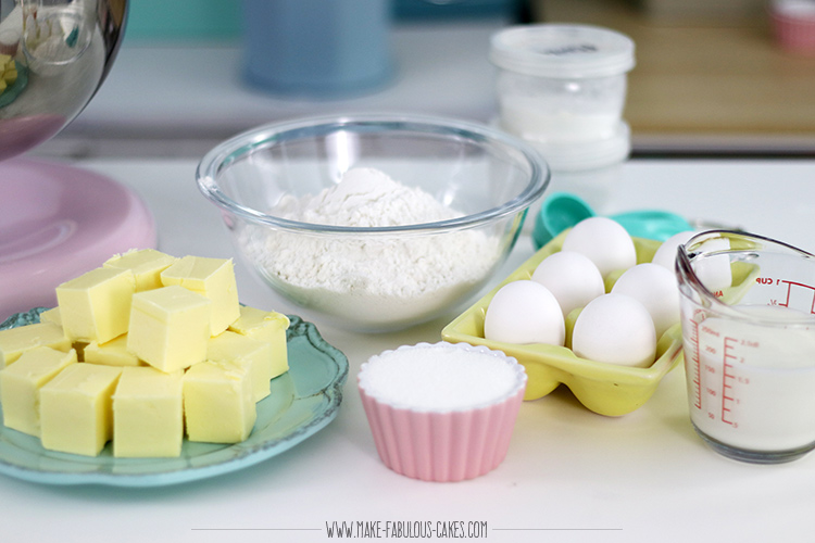 Cake baking tip #4 : Use fresh ingredients