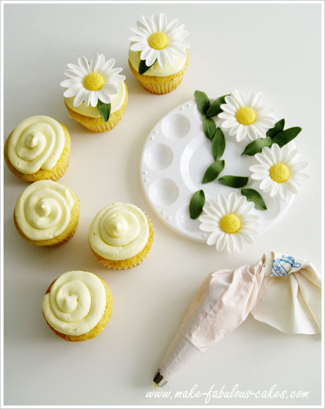 Easy Flower Cake Ideas