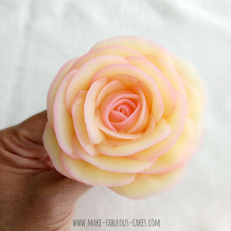 Buttercream Rose Tutorial