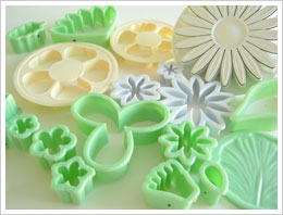 gum paste flower cutters