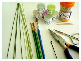 gum paste tools