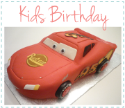 kids birthday cakes