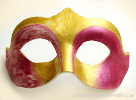 venetian mask making