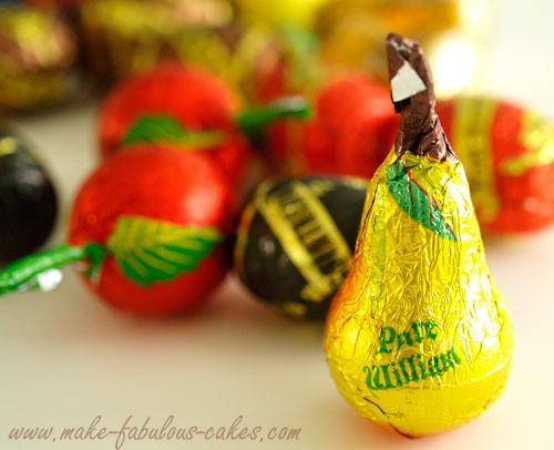 poire william chocolate