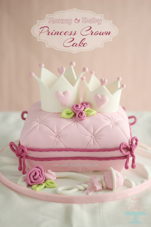 Crown Cake Pan Ideas