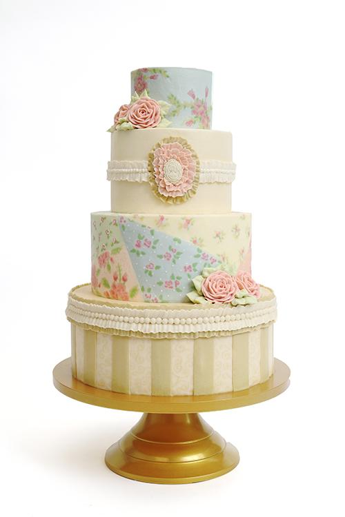 Queen of Hearts Custom Cake  Buttercream Cake