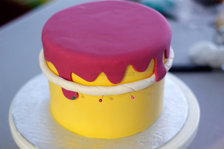 Shopkins Pieces For Cake