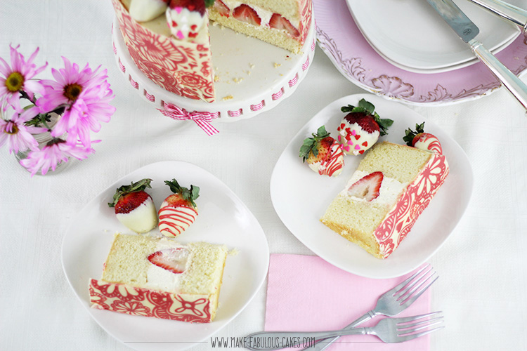Delicious Cake Recipes
