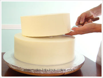 Tiered cakes 2nd level