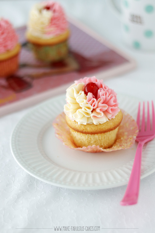 The Ultimate Vanilla Cupcake Recipe