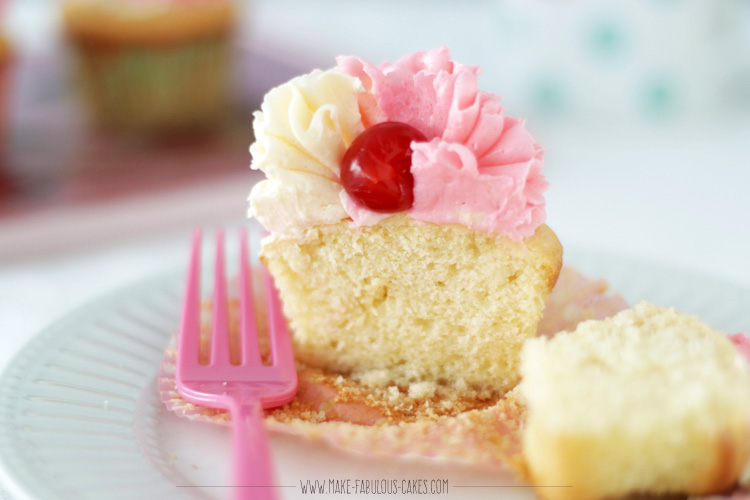 The Ultimate Vanilla Cupcake Recipe