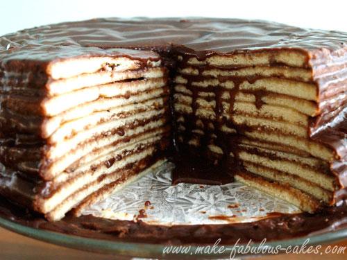 12 layer cake fail