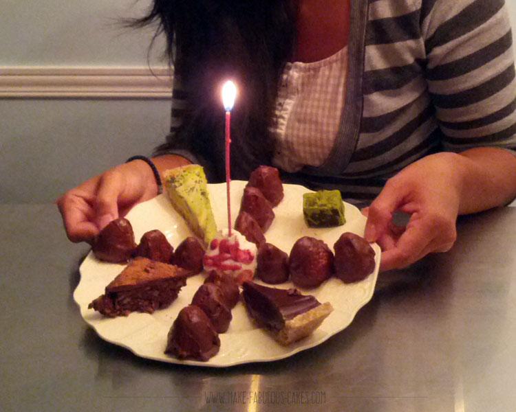 39th Birthday cake