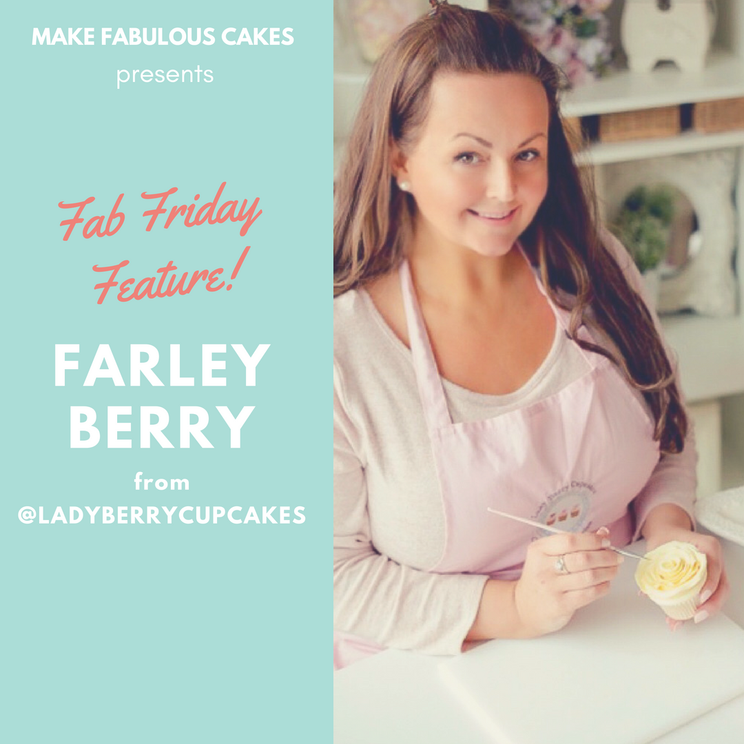 Farley Berry from Lady Berry Cupcakes