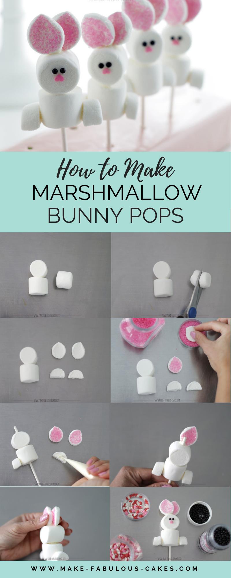 Marshmallow Bunnies Tutorial