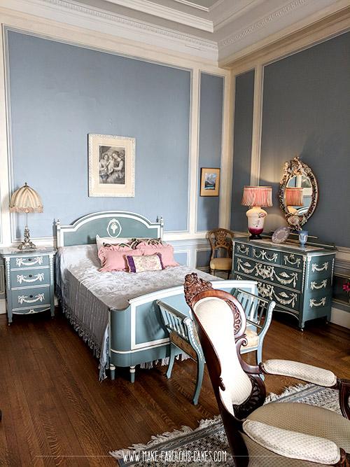 Casa Loma Toronto Blue Room
