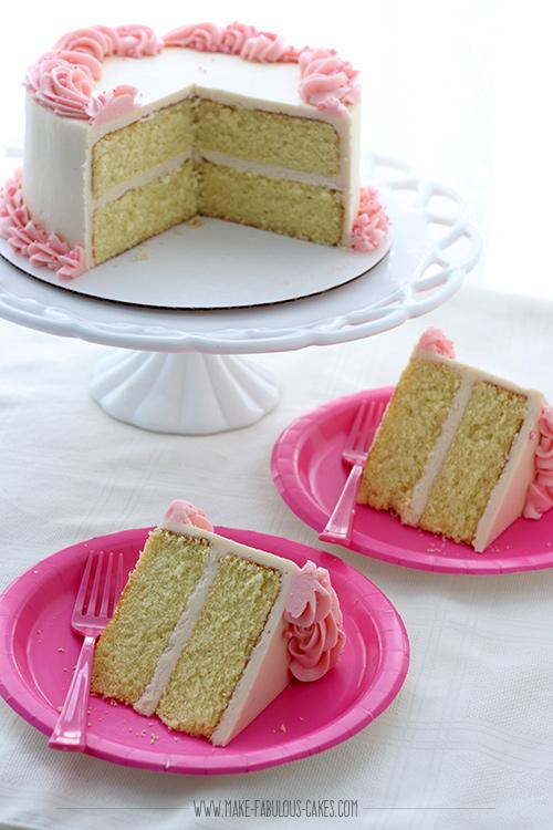 Classic Yellow Cake Recipe