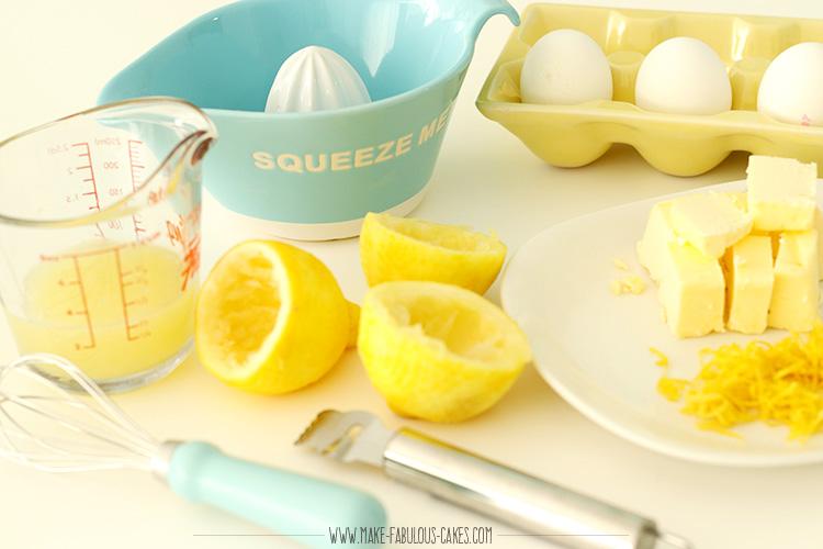 Lemon Curd Recipe using whole eggs