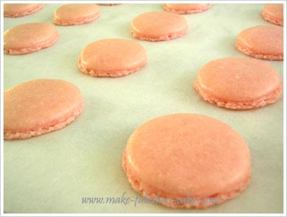macaron recipe