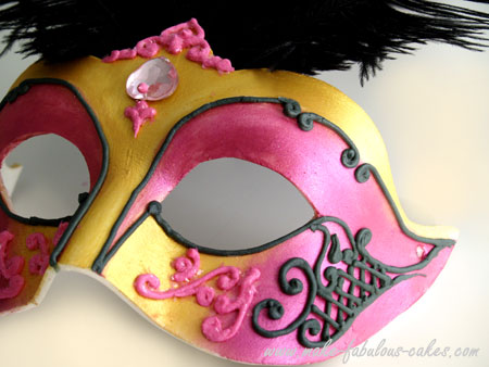 venetian mask making