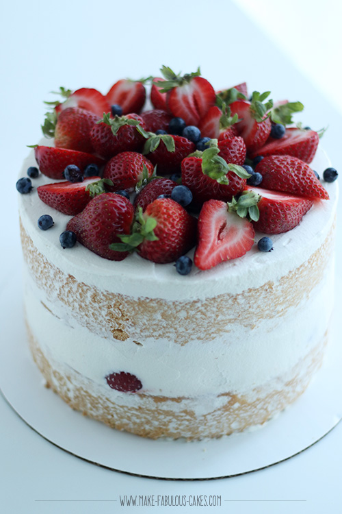 Vanilla Cake Recipe Without Eggs